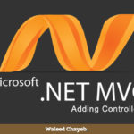 Adding Controller to ASP.NET MVC Tutorial