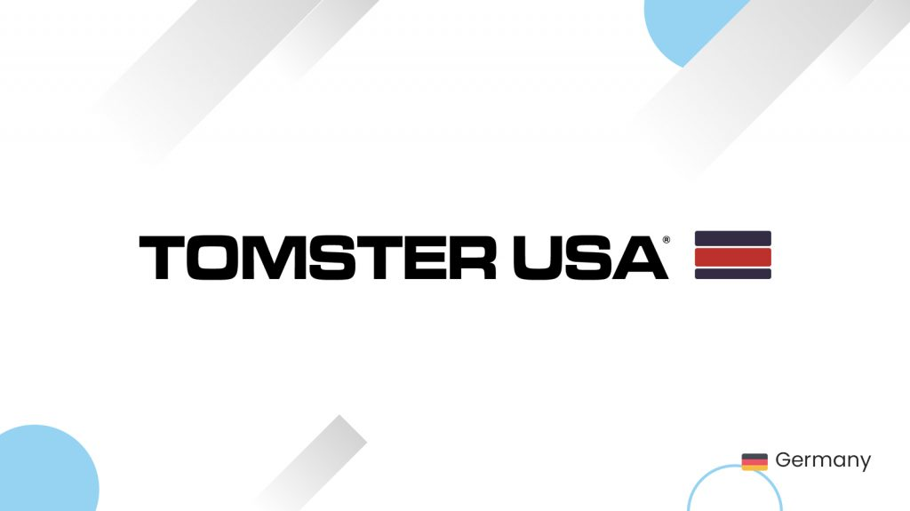 TomsterUSA Online Store